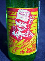 Dale Earnhardt Sun Drop Bottles